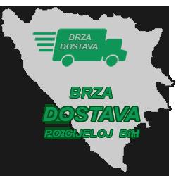 Brza dostava proizvoda po BiH