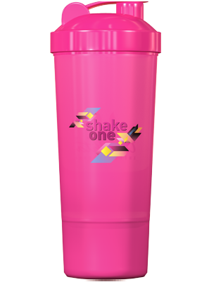 One Diet Shaker pink CaliVita (350 ml.)