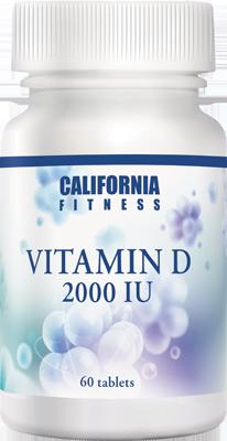 Vitamin D CaliVita 60 tabs