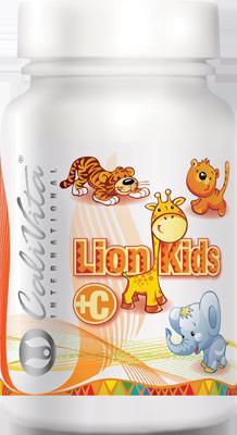 Lion Kids C CaliVita 90 tableta