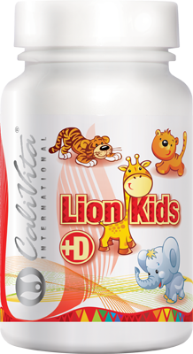 Lion Kids D CaliVita 90 tableta