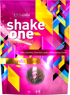 Shake One Vanilla CaliVita 500 gr.