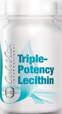 Triple Potency Lecithin CaliVita 100 kapsula