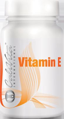 Vitamin E CaliVita 100 kapsula